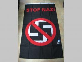 Stop Nazi vlajka cca.150x90cm