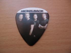 Nickelback plastové brnkátko na gitaru hrúbka 0,77mm