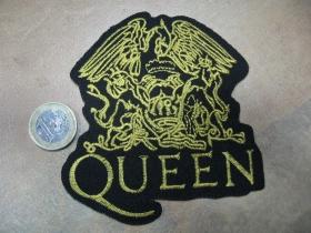 Queen nažehľovacia nášivka vyšívaná (možnosť nažehliť alebo našiť na odev)