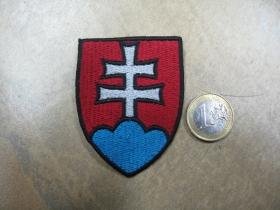 Slovakia - Slovensko vyšívaná nášivka
