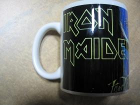Iron Maiden porcelánový pohár - šálka s uškom, objemom cca. 0,33L