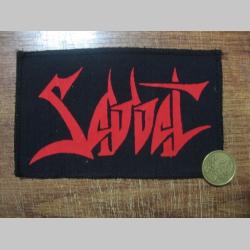 Sabbat potlačená nášivka (po krajoch obšívaná)  posledný kus