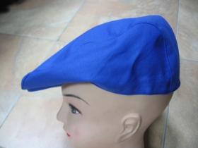 čiapka Rude Boy farba royal ( kráľovsky ) modrá 100% bavlna univerzálna veľkosť
