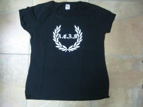 A.C.A.B.  venček  dámske tričko 100%bavlna značka Fruit of The Loom