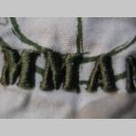 COMMANDO šiltovka svetlo pieskovej farby s vyšívaným logom a zapínaním vzadu na suchý zips , materiál 100% bavlna, univerzálna nastaviteľná veľkosť