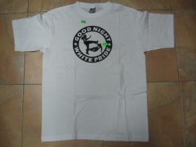 420d4cb16c4d Good night white pride pánske tričko biele