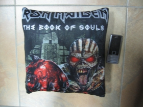 Iron Maiden  vankúšik cca.30x30cm 100%polyester