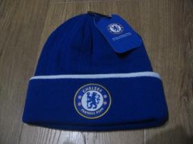 Chelsea London zimná čiapka s vyšívaným logom univerzálna veľkosť materiál 100% akryl farba: royal ( kráľovská ) modrá