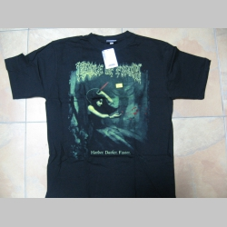 Cradle of Filth, pánske tričko čierne 100%bavlna