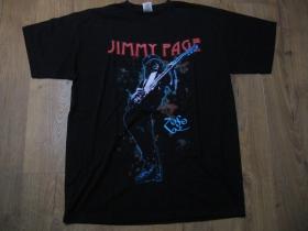 Jimmy Page čierne pánske tričko materiál 100% bavlna