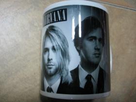 Nirvana porcelánový pohár - šálka s uškom, objemom cca. 0,33L