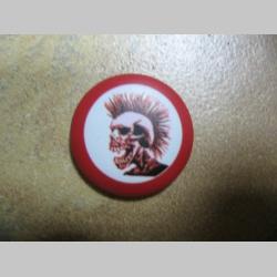 Smrtka exploited odznak priemer 25mm