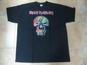 Iron Maiden  čierne pánske tričko 100%bavlna