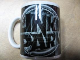 Linkin Park porcelánový  pohár s uškom, objemom cca. 0,33L