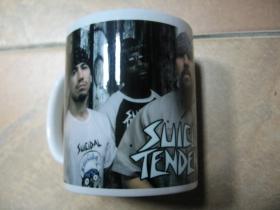 Suicidal Tendencies porcelánový pohár - šálka s uškom, objemom cca. 0,33L