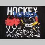 Hockey Player detská mikina s kapucou a klokankovým vreckom vpredu