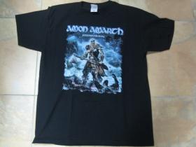 Amon Amarth čierne pánske tričko 100%bavlna