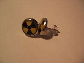 Machine Head, náušnica, priemer 0,9mm (cena za 1ks!)