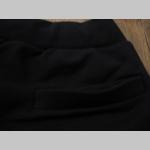 Alpha Industries čierne pánske teplákové kraťasy, materiál 80%bavlna 20%polyester  elastický pás s pevnou šnúrkou na stiahnutie