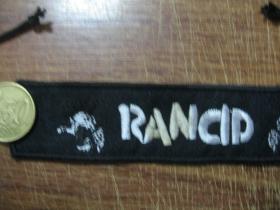 Rancid, textilný náamok so zaväzovaním na šnúrku, vyšívané logo (posledný kus!!!)