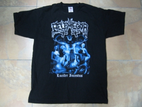 Belphegor čierne pánske tričko 100%bavlna