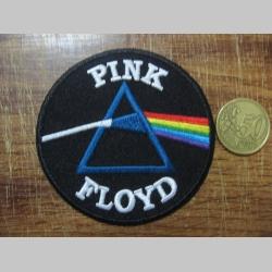 Pink Floyd nažehľovacia nášivka vyšívaná (možnosť nažehliť alebo našiť na odev