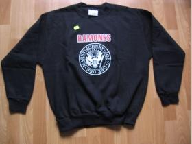Ramones mikina bez kapuce