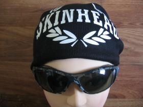 7b10fd0c2 Skinhead Zimná čiapka na založenie v zátylku s tlačeným logom univerzálna  veľkosť ...
