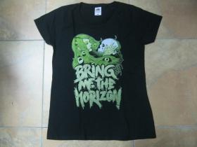 Bring Me The Horizon  čierne dámske tričko 100%bavlna