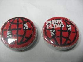 Punk Floid, Odznaky 25mm (cena za 1ks- upresnenie konkrétneho odznaku, alebo odznakov napíšte do rubriky komentár)