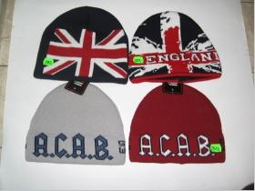 England zimná čiapka 100%akryl,  cena za 1ks!!!   ACAB už niesu skladom