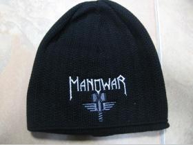 Manowar, zimná čiapka 100%akryl univerzálna veľkosť
