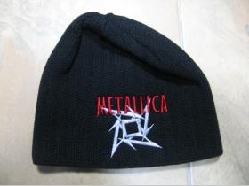 Metallica, zimná čiapka 100%akryl univerzálna veľkosť