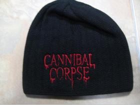 Cannibal Corpse, zimná čiapka  100%akryl univerzálna veľkosť