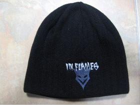 In Flames, zimná čiapka 100%akryl univerzálna veľkosť