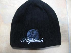 Nightwish, zimná čiapka 100%akryl univerzálna veľkosť