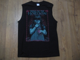 Bring me The Horizon čierne tielko materiál 100% bavlna posledný kus!!!!   velkosť M