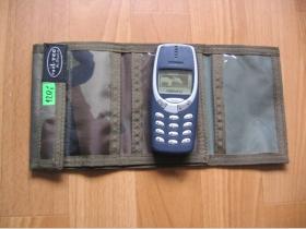 Peňaženka vojenská maskovacia
