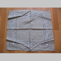 Šatka, 52x52cm 100%bavlna