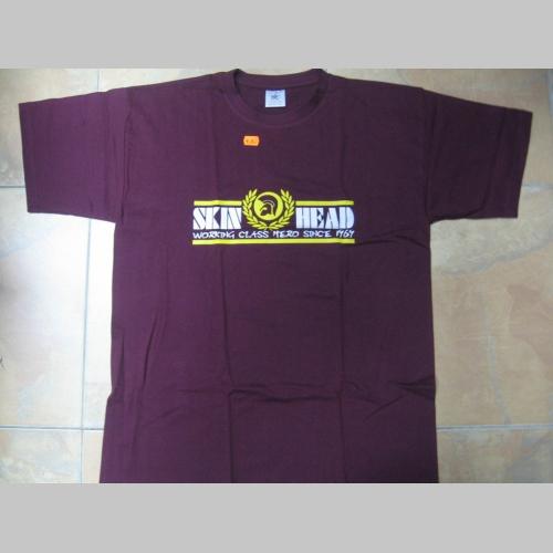 Skinhead Working Class Hero Since 1969 pánske tričko 100%bavlna ... ad51c333a7c