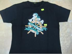 Dropkick Murphys  dámske čierne tričko 100%bavlna
