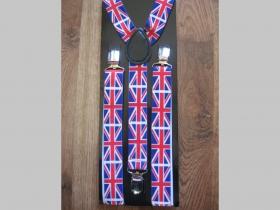 Tráky britská vlajka