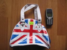kabelka Great Britany syntetická koža