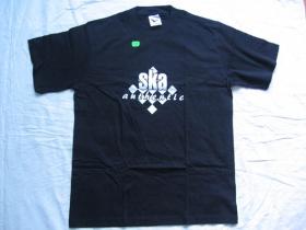 SKA - authentic  pánske tričko 100%bavlna