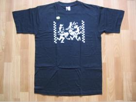 SKA - Tanec čierne tričko 100%bavlna