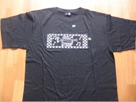 SKA - trúbka  čierne tričko 100%bavlna