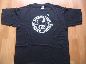 Animal Liberation Front  čierne tričko 100%bavlna