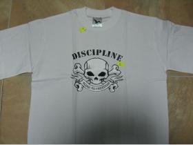 Discipline  Road to Freedom pánske tričko 100%bavlna