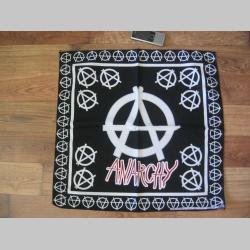 Anarchy Šatka 100%bavlna, cca.52x52cm