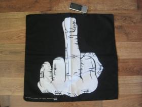 Fuck off!  Šatka 100%bavlna, cca.52x52cm